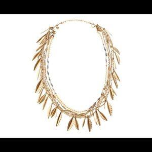 Stella and Dot Garland Fringe necklace